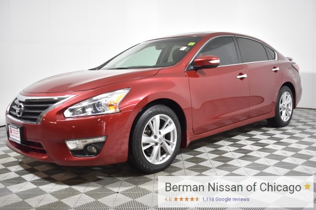 Certified Pre Owned 2015 Nissan Altima 2.5 SL