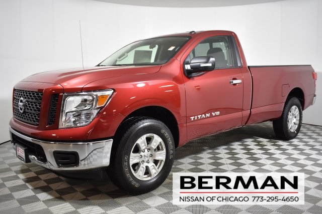 Certified Pre-Owned 2019 Nissan Titan SV