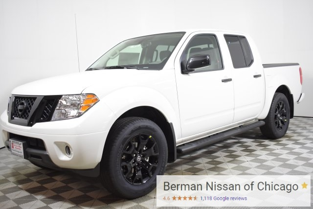 New 2019 Nissan Frontier Sv 4d Crew Cab In Chicago N17158 Berman
