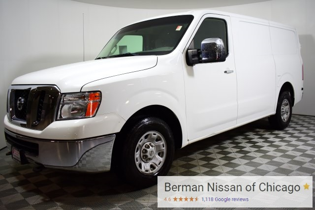 Pre Owned 2012 Nissan NV3500 HD Cargo SV