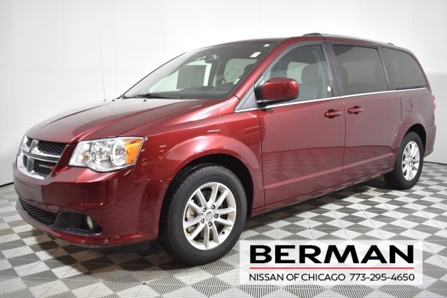 Pre-Owned 2018 Dodge Grand Caravan SXT