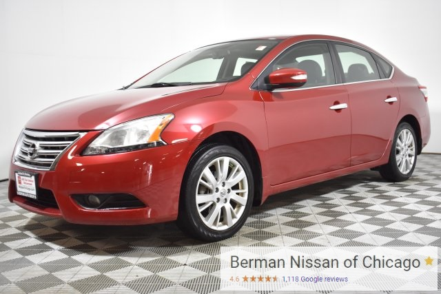 Certified Pre Owned 2014 Nissan Sentra SL