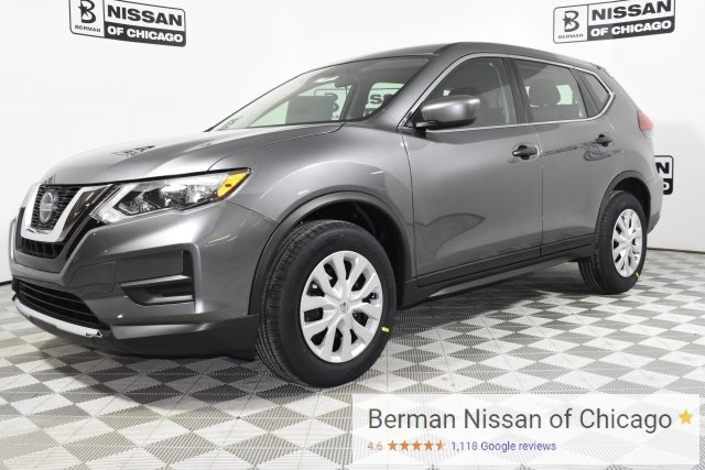 New 2018 Nissan Rogue S 4D Sport Utility in Chicago N