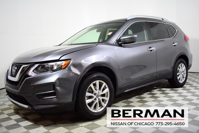 Pre Owned 2019 Nissan Rogue Sv