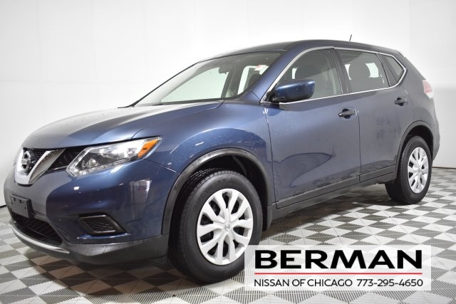 Pre Owned 2016 Nissan Rogue S