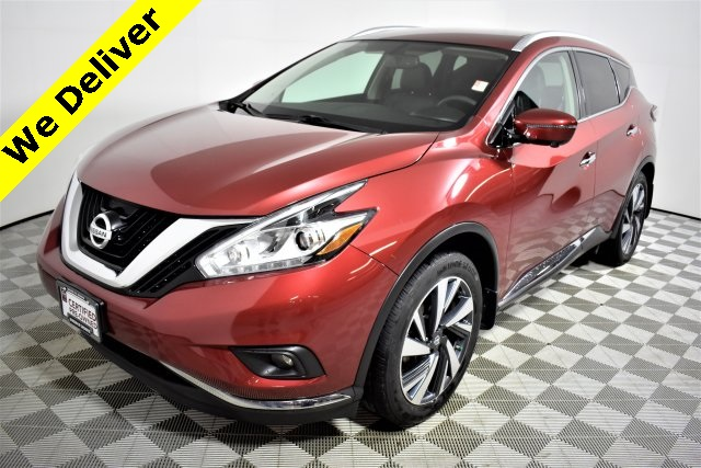 Certified Pre-Owned 2016 Nissan Murano Platinum