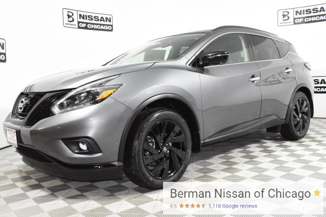 New 2018 Nissan Murano SL 4D Sport Utility in Chicago #N16268 ...