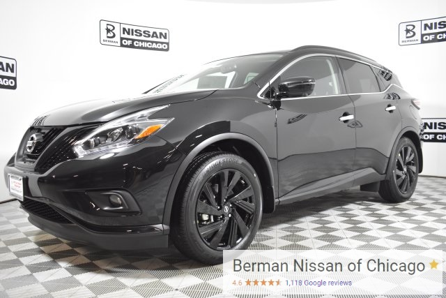 New 2018 Nissan Murano SL 4D Sport Utility in Chicago #N16129 ...