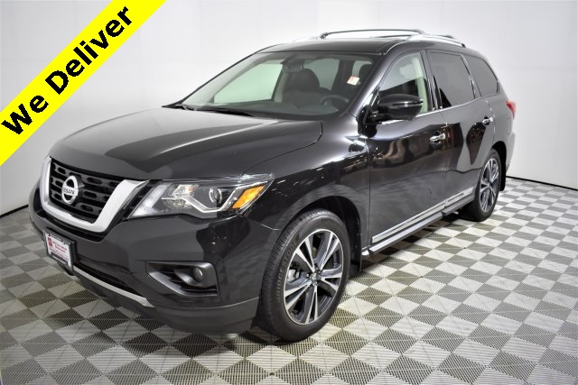 Certified Pre-Owned 2019 Nissan Pathfinder Platinum