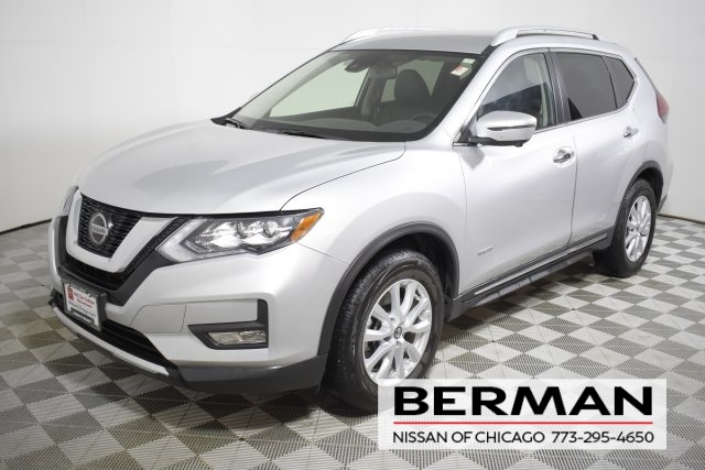 Certified Pre-Owned 2019 Nissan Rogue Hybrid SL