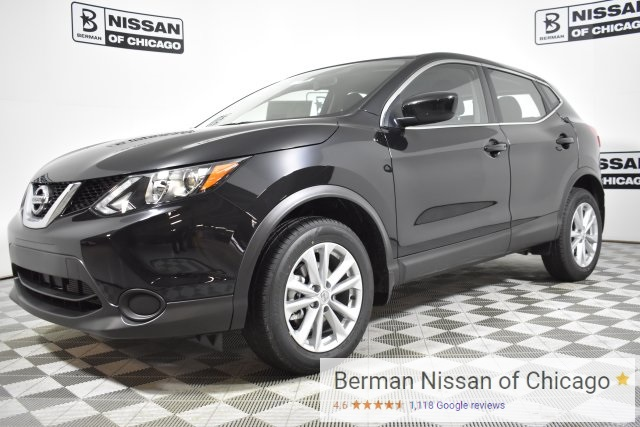 New 2018 Nissan Rogue Sport S 4D Hatchback in Chicago #N16203 ...