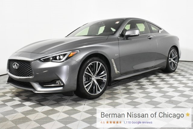 Pre Owned 2017 Infiniti Q60 20t 2d Coupe In Chicago P11025a