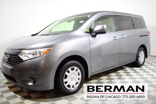 Pre-Owned 2015 Nissan Quest 3.5 S