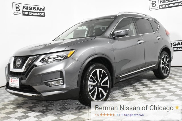 New 2018 Nissan Rogue SL 4D Sport Utility in Chicago #N16420 ...