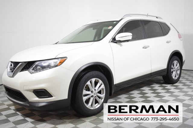 Pre Owned 2017 Nissan Rogue Sv