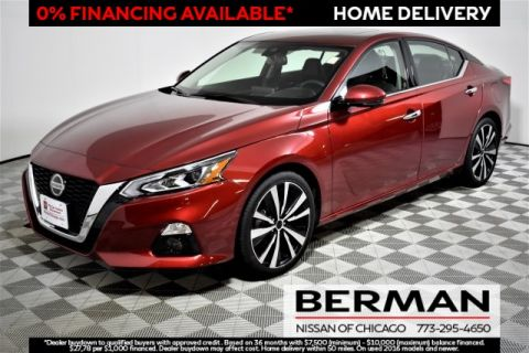 Certified Pre-Owned 2019 Nissan Altima 2.5 Platinum