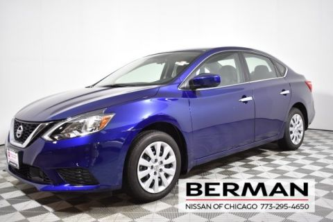 Certified Pre-Owned 2019 Nissan Sentra S