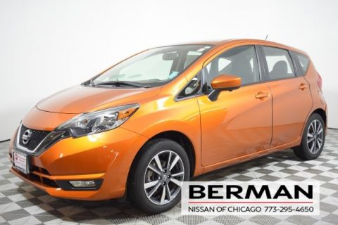 Certified Pre-Owned 2017 Nissan Versa Note SL