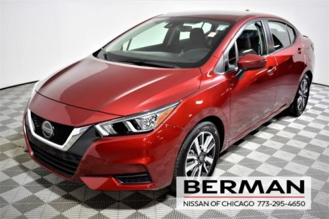 Certified Pre-Owned 2020 Nissan Versa 1.6 SV
