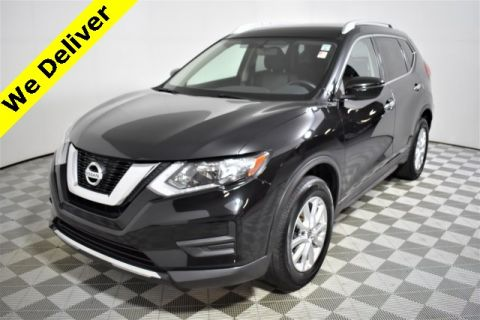 Certified Pre-Owned 2017 Nissan Rogue SV